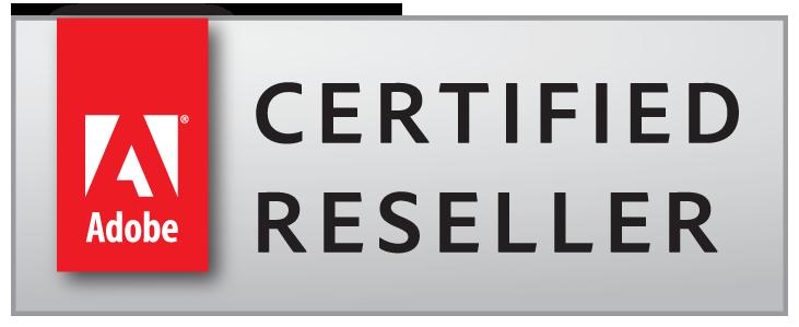 Adobe Logo Reseller
